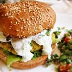 Baked Chickpea Burgers_150sq
