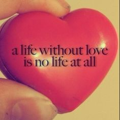 A life without love HEART