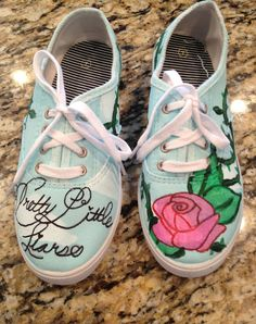 TV Crafts - Pretty Little Liars Shoes