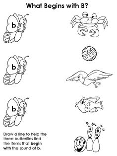 Love this website for preschool worksheets, lots of different activities to teach reading and writing skills