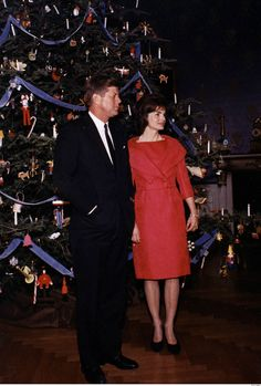 Image detail for -President John F Kennedy Christmas 1963