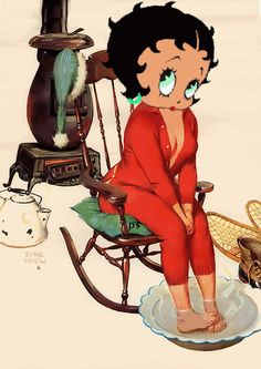 photo bettyboop2-- that feels good.