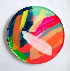 Juc Summer Series Platter 7 by Rowena Martinich.