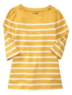 Striped knit dress | Gap