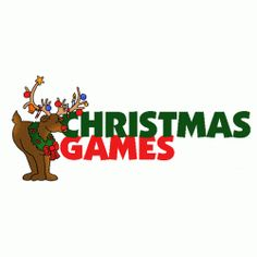 Christmas games for groups and more...