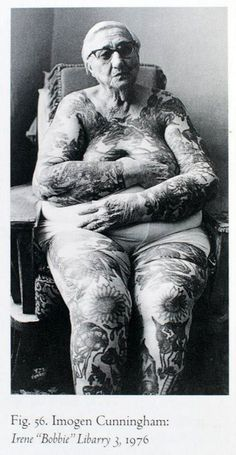 What will your tattoos look like when your old? Awesome, that's what!