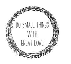 It's the little things that count. #CalypsoCares #QOTD