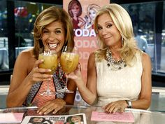 Kathie Lee and Hoda: Why we drink on the air