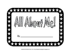 All about me writing.  Freebie.