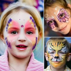 Halloween Face Paint Tips