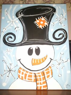 University of Tennessee Frosty. I'm gonna make this.