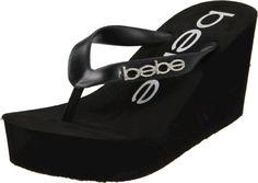 bebe Women's Kristy Flip Flop