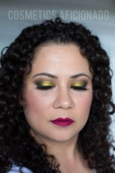 Click Through to Find Out What I Used  #makeup #beauty #makeuplooks #fotd #faceoftheday #antiquegold #fall #falltrends #colortrends #fallcolor