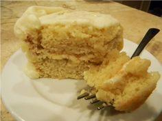 Lip-Smackin' Lemonade Cake Recipe…