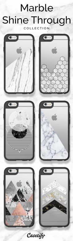 "Top 6 Marble iPhone 6 protective phone cases | Click through to shop these iPhone phone case ideas >>> <a href=""https://www.casetify.com/artworks/0J2Fqqqc2W"" rel=""nofollow"" target=""_blank"">www.casetify.com/...</a> 