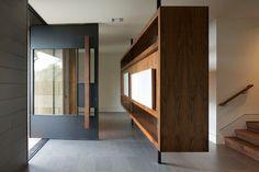 Wood Handles, Entry Door - Cabinet / Closet