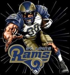 St. Louis Rams Football