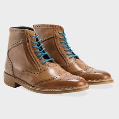 Lumb Tan Boot - Good