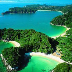 Abel Tasman National Park @ New Zealand