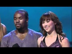 SYTYCD-Slow Dancing in a Burning Room (Katee and Joshua)