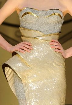 Versace Haute Couture Spring 2012