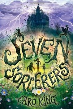 SEVEN SORCERERS by Caro King. Hands down, best fantasy I have read in a long time (and fantasy is my favorite genre.) Second only to Anne Ursu's stunning BREADCRUMBS. SEVEN SORCERERS is a MUST! Please click through and read my review - too hard to sum up here!