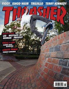 #Thrasher #Magazine