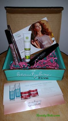 Beauty Box 5 March 2