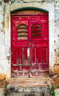 Granada, Nicaragua door