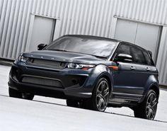 """Range Rover Evoque """"Dark Tungsten"""" by A. Kahn Design"""