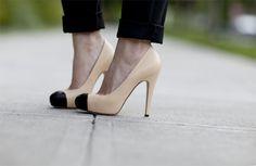 Heels, #myequipmentstyle