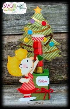 Creating AnnieThing, well done...free files today and tomorrow for Charlie Brown Holiday Collection Blog Hop...adorable..