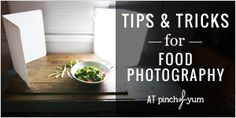 Tips and Tricks for Food Photography - Food Photography Category