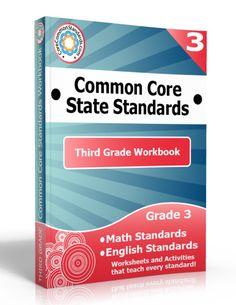 Description: Third Grade Workbook, 3rd Grade Workbook, Third Grade Common Core Workbook, 3rd Grade Common Core Workbook, Third Grade Common ...