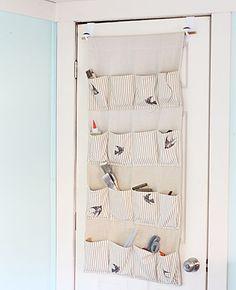 Stylish Storage: Hanging Organizer - The Graphics Fairy