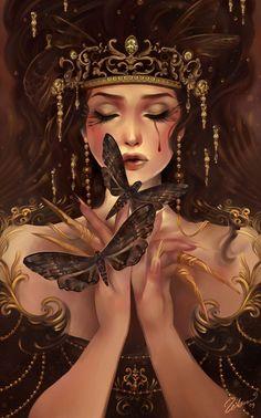 Queen of the Moths
