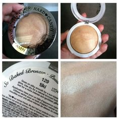 Hard Candy So Baked Bronzer in tiki is known as a dupe for MAC's highlighter in Soft & Gentle! UPDATE: I like it. I don't love it. I feel it has really large particles and I have to put a lot on to see any results. I bought a fan brush to apply, but got better results with a beauty blender.
