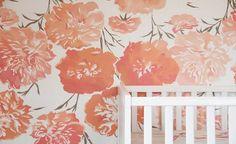 21 Inspiring Nursery Wall DecorIdeas