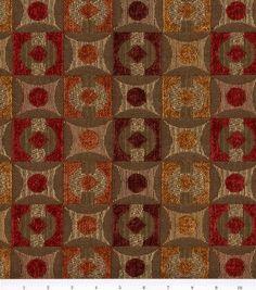 Upholstery Fabric-Richloom Studio Nico Spice