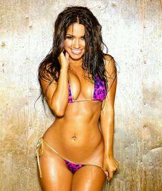 Jessica Burciaga. She is so beautiful ♥