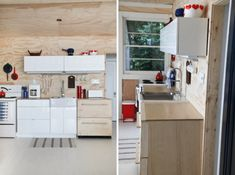 Plywood Countertops