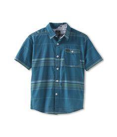 volcom stripe shirt