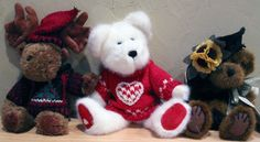 Boyds Bears-5 in Amys' Garage Sale Cheektowaga, NY for $5 or $6. Parting with my Boyds Bear Collection $5 or $6 EACH depending on bear