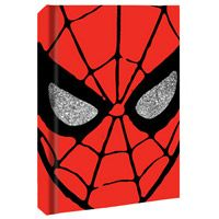 Spider-Man Face Hardcover Journal  http://www.retroplanet.com/PROD/33493