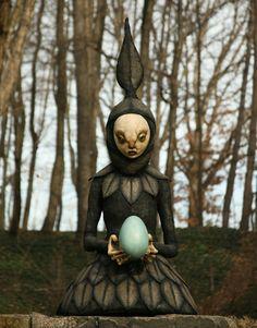 Egg. Untitled by Scott Radke