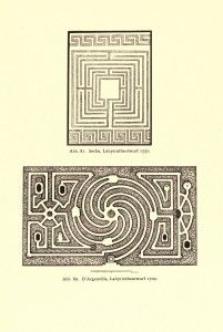 Design - Architectural - Garden Design - German - Labrynth garden design plans