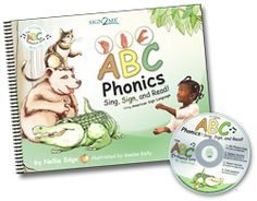 Multisensory teaching dramatically increases recall of ABC and phonics skills. ABC Phonics: Sing, Sign, and Read!  by Nellie Edge and Sign2Me Early Learning.