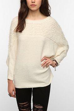 oversized sweater. want.