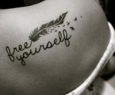 Feather Tattoos :)