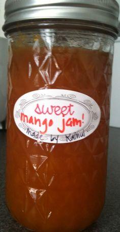 Mango Jam Recipe